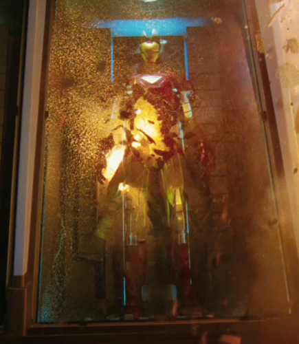 Iron Man 3 Grosses over $1.2 Billion World Wide.