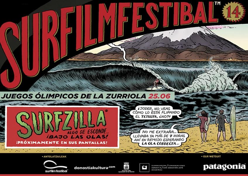 """El Viaje"" Premiers at San Sebastian Surfilmfestibal"